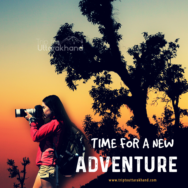 time for a new adventure in uttarakhand nainital