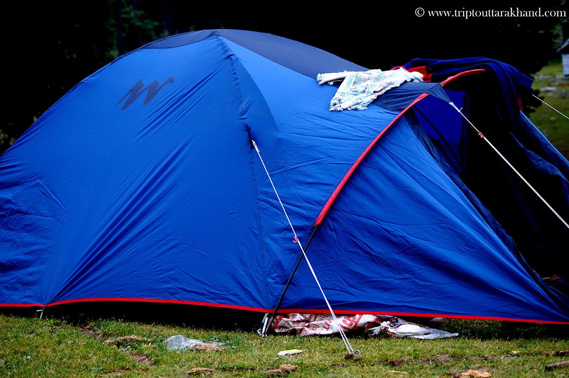 nainital camping uttarakhand